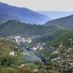 Panorama di Tramonti